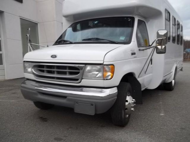 1998 Ford 15 Passenger Bus  Wheelchair Accessible,  - Phillipston MA