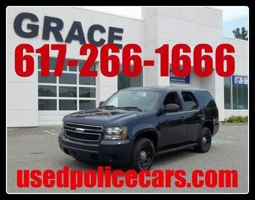 2007 Chevrolet Tahoe Police Package - Phillipston MA