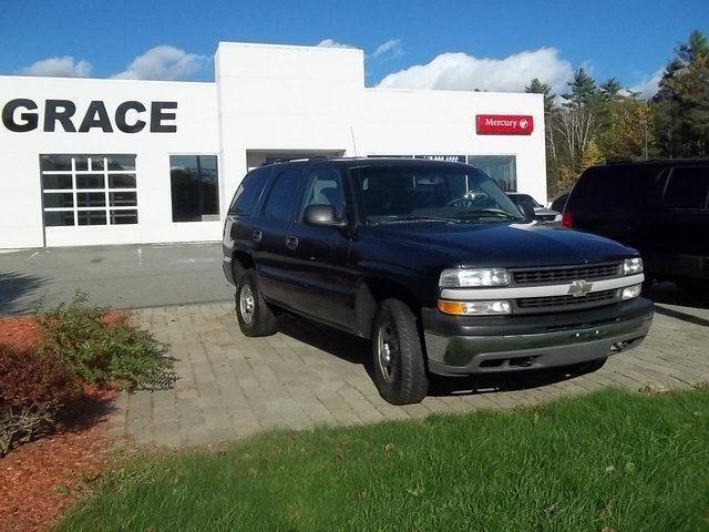 2004 Chevrolet Tahoe LS 4X4 - Phillipston MA