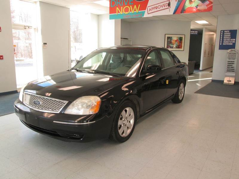 Grace Quality Cars >> 2007 Ford Five Hundred Sel 4dr Sedan In Phillipston Ma