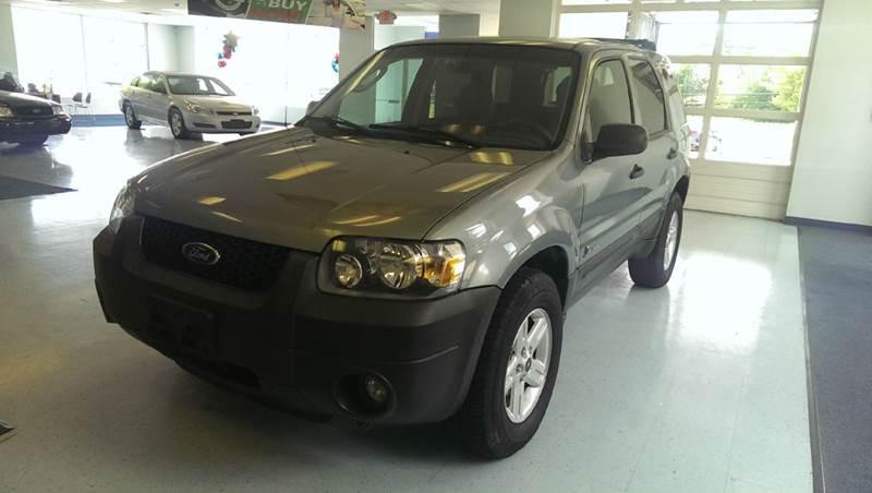 2006 Ford Escape Hybrid