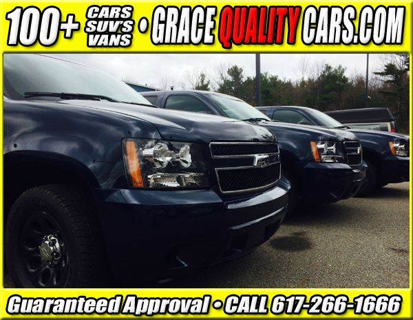 2009 Chevrolet Tahoe 4x2 Police 4dr Suv In Phillipston Ma