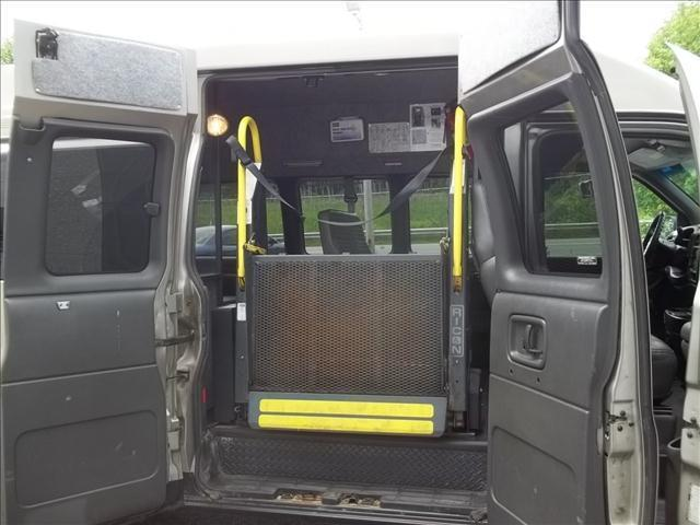 2001 Chevrolet Express SIDE Platform Wheelchair Lift - Phillipston MA