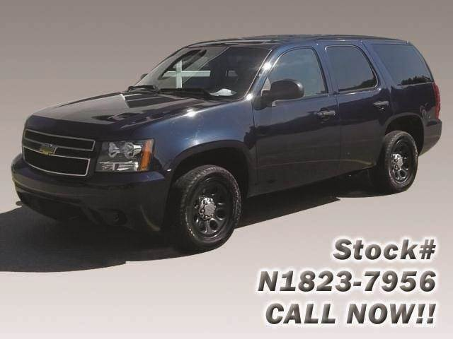 2007 Chevrolet Tahoe POLICE PURSUIT VEHICLE - Phillipston MA