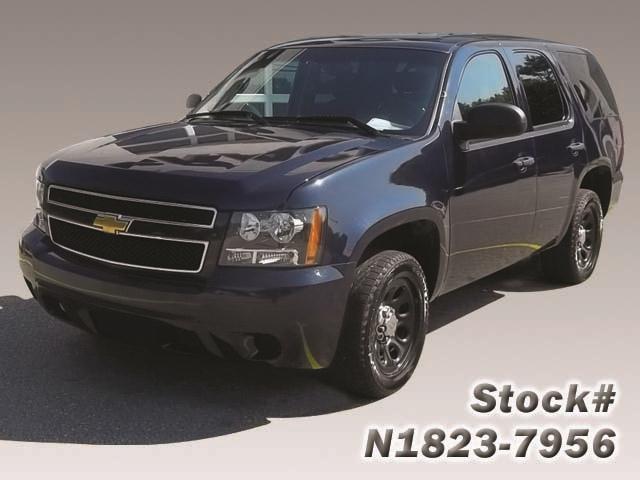 2007 Chevrolet Tahoe POLICE PURSUIT VEHICLE - Phillipston MA