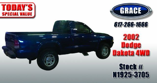 2002 Dodge Dakota