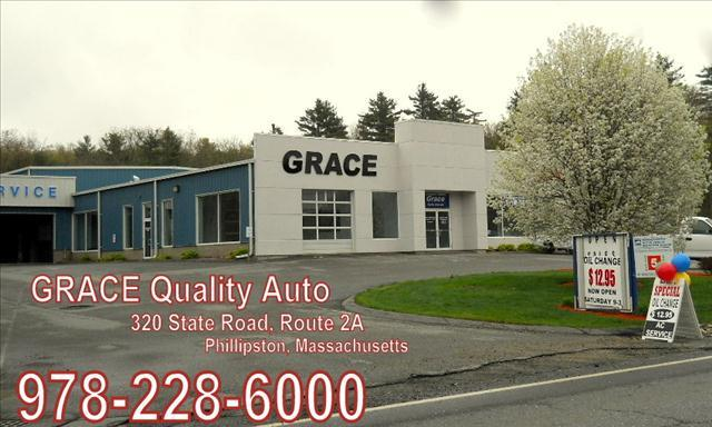 Grace Used Cars Phillipston Ma