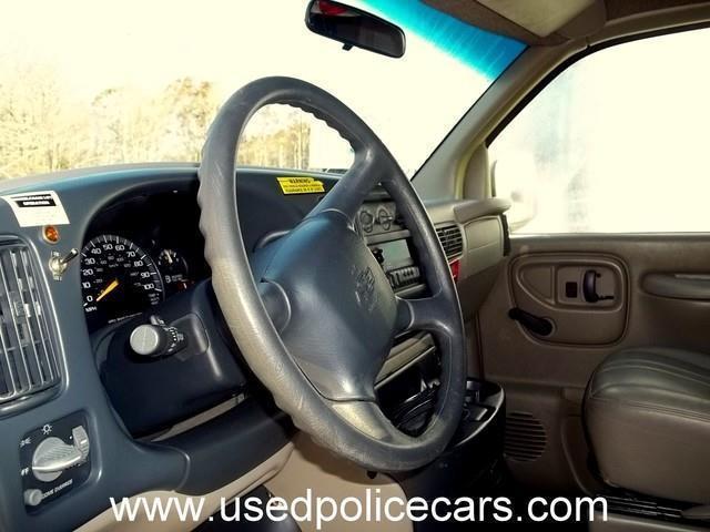 2000 Chevrolet Express Mobility Van - Phillipston MA