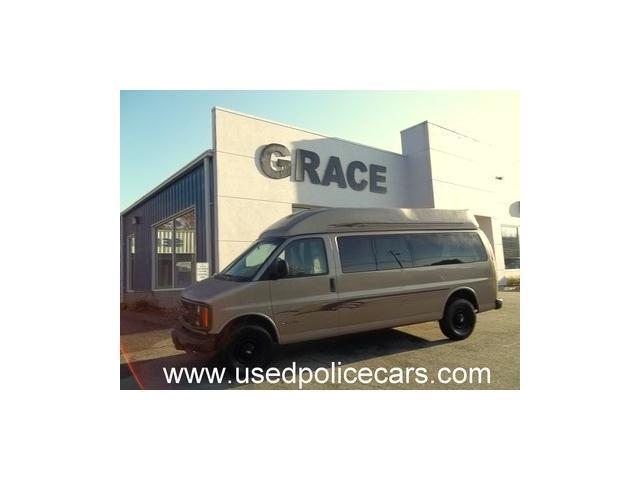 2000 Chevrolet Express Mobility Van - Phillipston MA