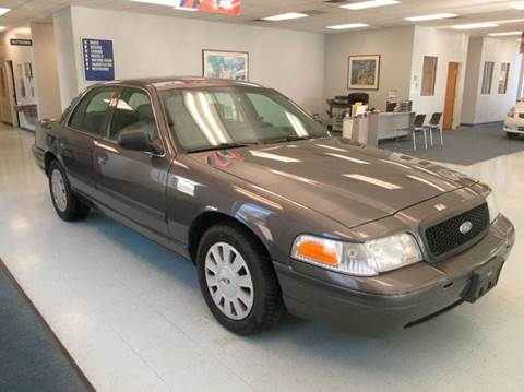2009 Ford Crown Victoria for sale in Phillipston, MA