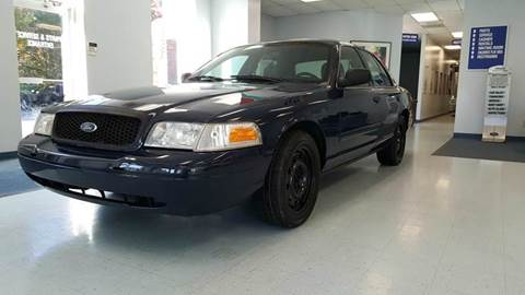 2009 Ford Crown Victoria