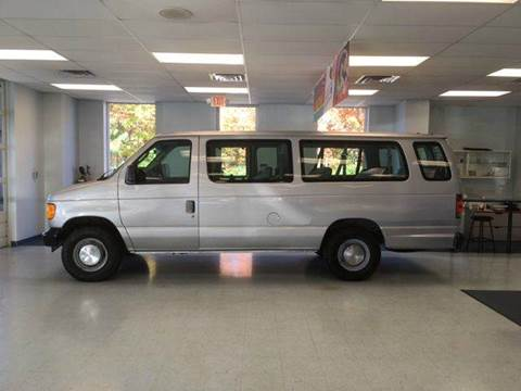 2007 Ford E-Series Wagon for sale in Phillipston, MA