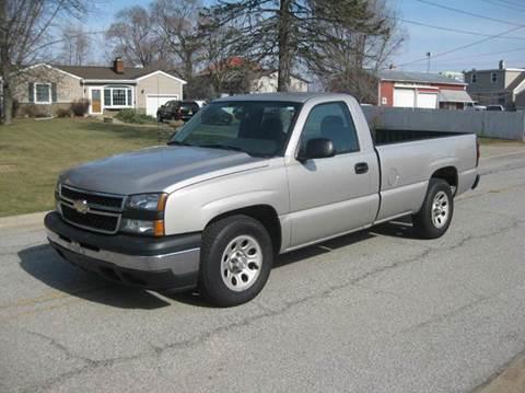 2006 Chevrolet Silverado 1500 for sale in Schererville, IN
