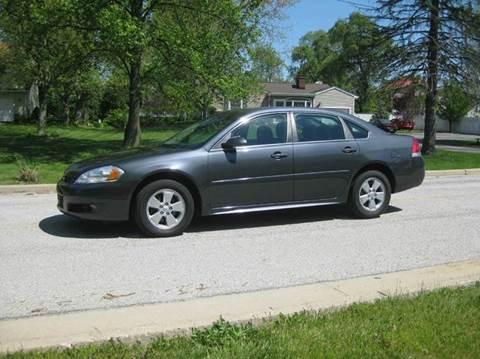 2011 Chevrolet Impala for sale in Schererville, IN