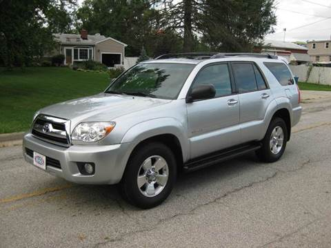 2008 Toyota 4Runner for sale in Schererville, IN