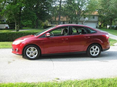 2014 Ford Focus for sale in Schererville, IN