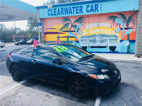 Clearwater car store used cars clearwater fl dealer for Honda dealership clearwater