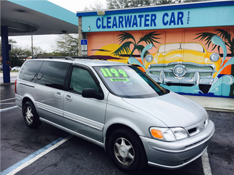 1998 Oldsmobile Silhouette for sale in Clearwater, FL