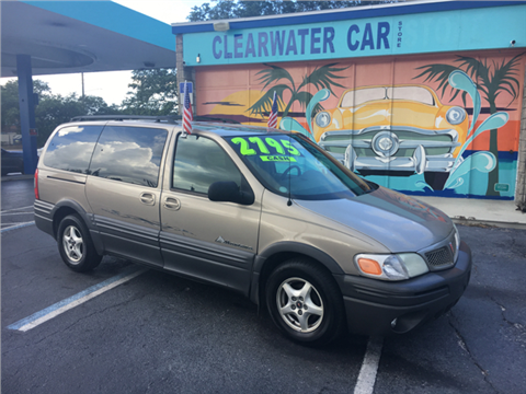 2003 Pontiac Montana for sale in Clearwater, FL