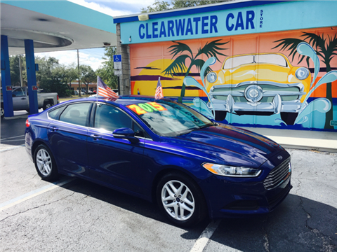 2015 Ford Fusion for sale in Clearwater, FL