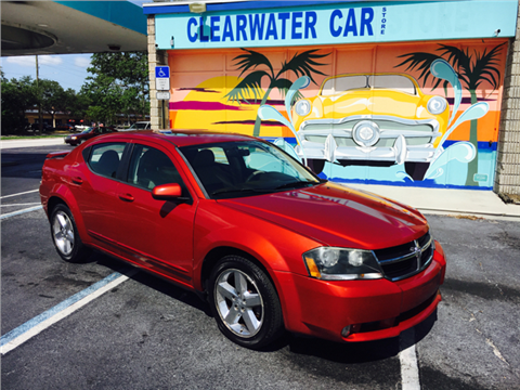 2008 Dodge Avenger for sale in Clearwater, FL