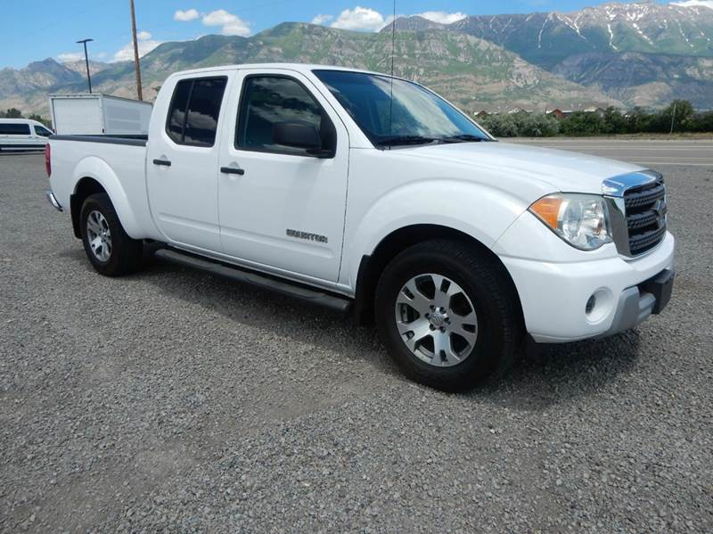 2009 nissan frontier 4x4 se v6 4dr crew cab swb pickup 5a in pleasant grove ut shamrock group. Black Bedroom Furniture Sets. Home Design Ideas