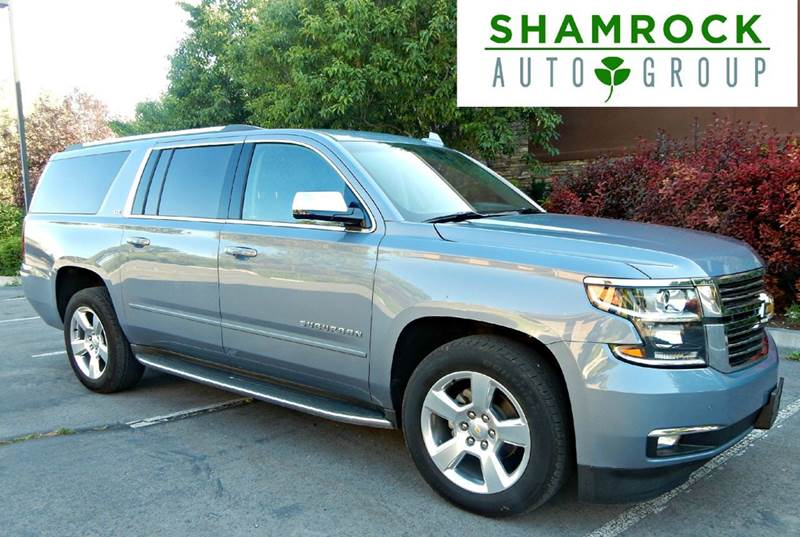 2016 chevrolet suburban 4x4 ltz 1500 4dr suv in pleasant for Grove motors in pleasant grove