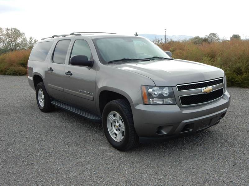 2008 chevrolet suburban 4x4 ls 1500 4dr suv in pleasant for Grove motors in pleasant grove