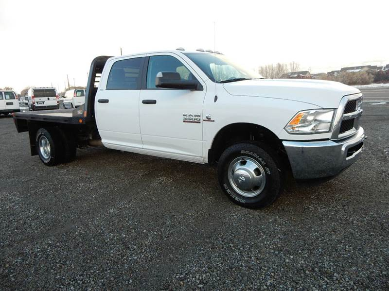 2016 ram ram chassis 3500 4x4 slt 4dr crew cab 172 4 in wb chassis in pleasant grove ut. Black Bedroom Furniture Sets. Home Design Ideas