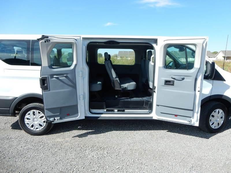 2015 ford transit wagon 350 xl 3dr lwb low roof passenger van w 60 40 passenger side doors in. Black Bedroom Furniture Sets. Home Design Ideas