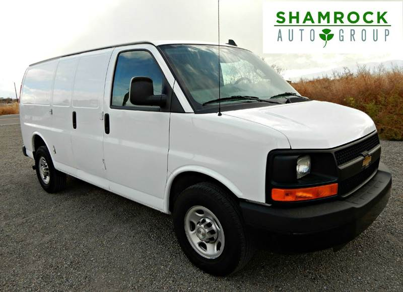 2016 chevrolet express cargo 2500 3dr cargo van w 1wt in for Grove motors in pleasant grove