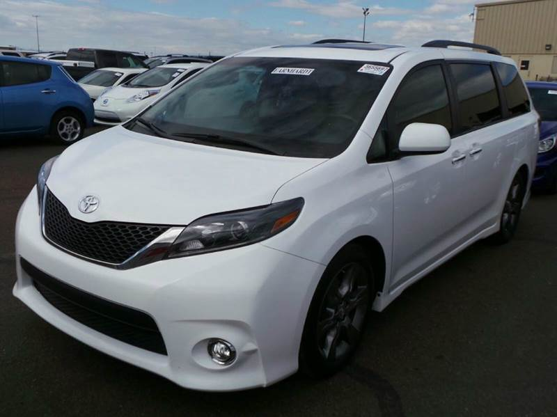 2015 toyota sienna se premium 8 passenger 4dr mini van in pleasant grove ut shamrock group llc 1. Black Bedroom Furniture Sets. Home Design Ideas