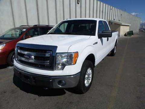 2014 Ford F-150 for sale in Pleasant Grove, UT