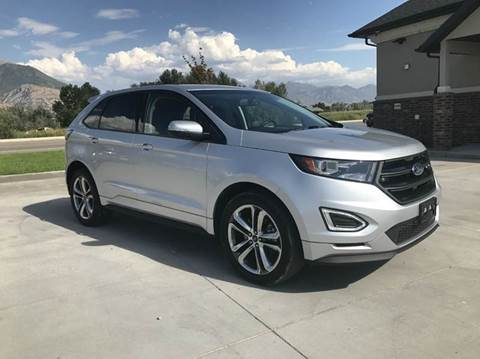 2017 Ford Edge for sale in Pleasant Grove, UT