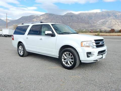 2017 Ford Expedition EL for sale in Pleasant Grove, UT
