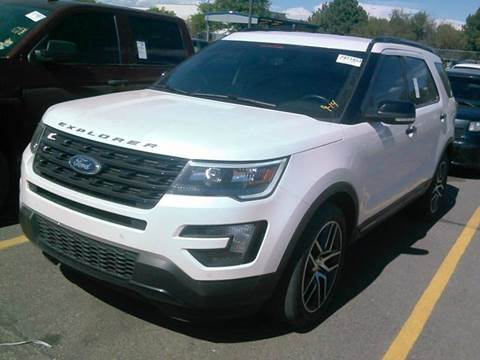2016 Ford Explorer Sport for sale in Pleasant Grove, UT