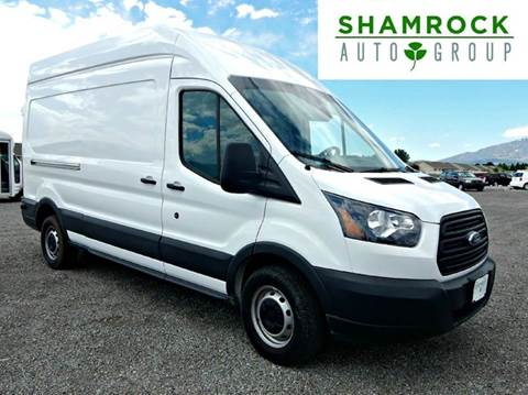 2017 Ford Transit Cargo for sale in Pleasant Grove, UT