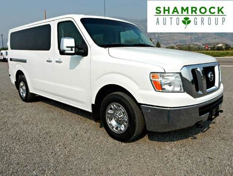 2014 nissan nv passenger for sale for Grove motors in pleasant grove