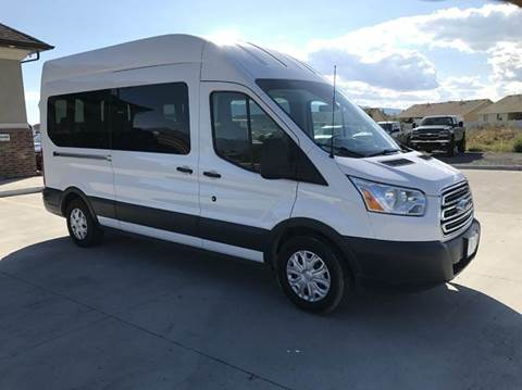 2015 Ford Transit Wagon for sale in Pleasant Grove, UT