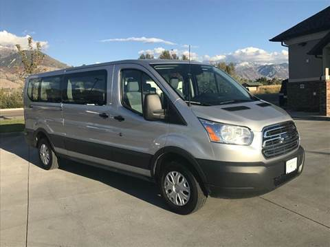 2016 Ford Transit Wagon for sale in Pleasant Grove, UT
