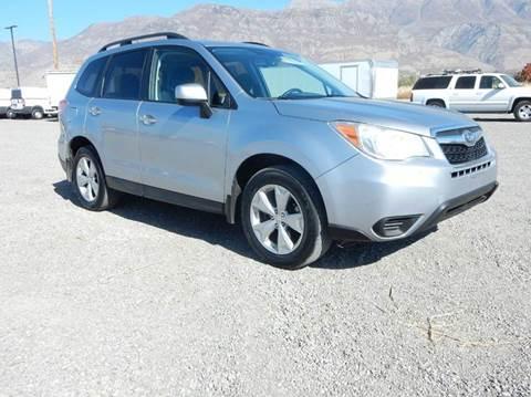 2014 Subaru Forester for sale in Pleasant Grove, UT