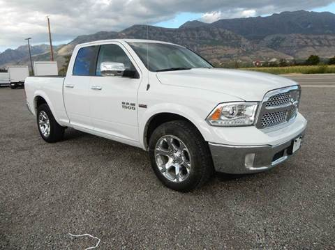 2017 RAM Ram Pickup 1500 for sale in Pleasant Grove, UT