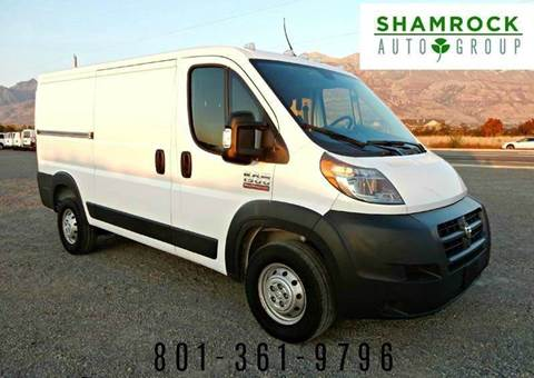 RAM ProMaster Cargo For Sale in Utah - Carsforsale.com
