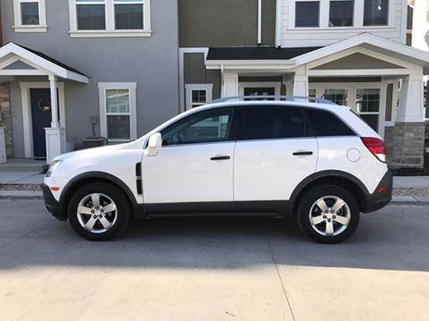 2012 Chevrolet Captiva Sport for sale in Pleasant Grove, UT
