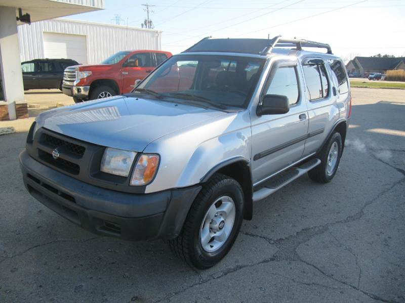 2001 nissan xterra 4dr xe v6 4wd suv in attica in. Black Bedroom Furniture Sets. Home Design Ideas