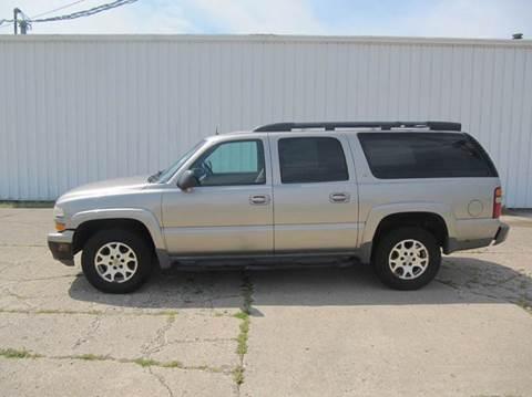 2002 Chevrolet Suburban for sale in Attica, IN