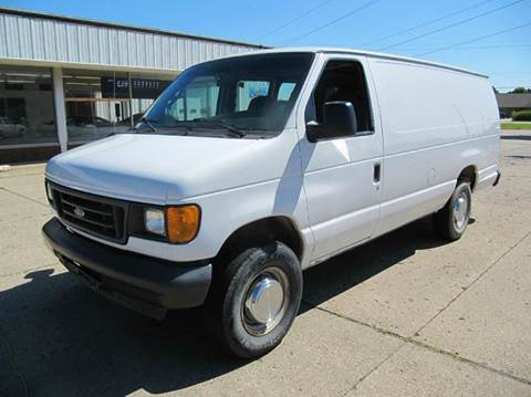 2005 Ford E-Series Cargo for sale in Attica, IN