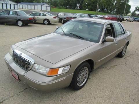 2002 Mercury Grand Marquis for sale in Attica, IN