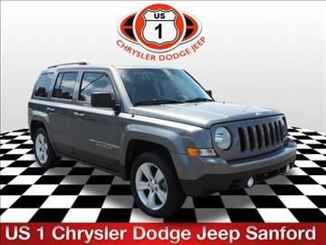 2013 Jeep Patriot for sale in Sanford, NC