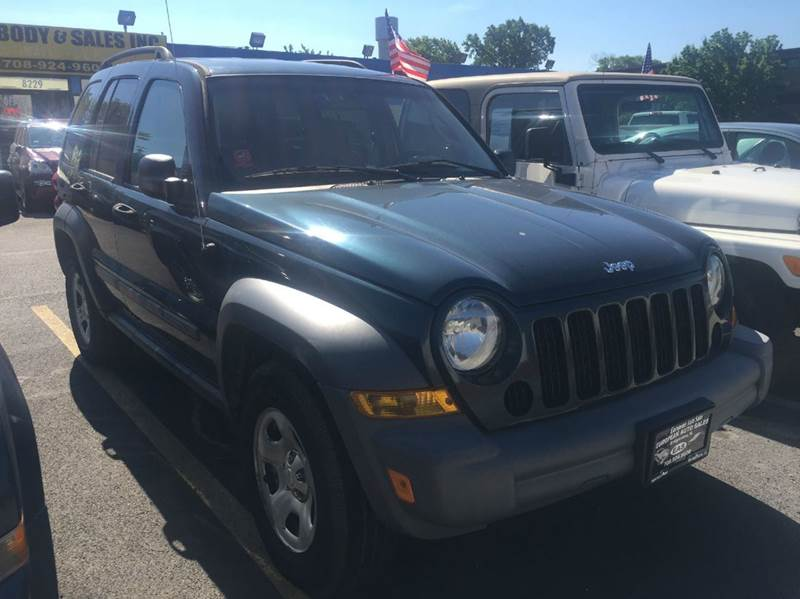 2005 Jeep Liberty Sport 4WD 4dr SUV - Bridgeview IL